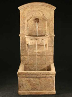 DI AMICO WALL FOUNTAIN