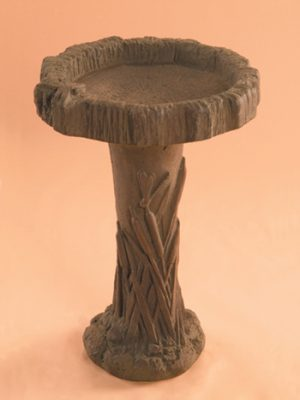 DRAGON FLY BIRDBATH