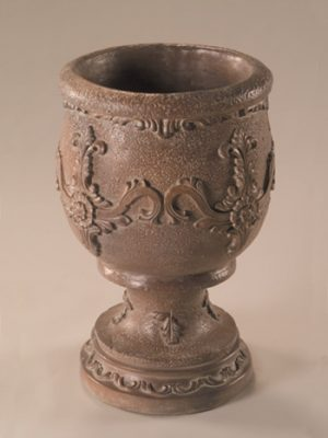 ORNATE POT