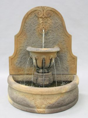 PARISIAN WALL FOUNTAIN