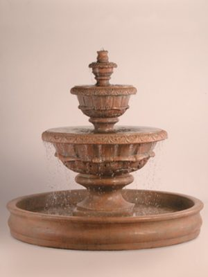 ROMA FOUNTAIN WITH 70 INCH BASIN