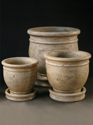 TUSCAN POT, MEDIUM